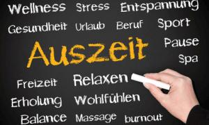 stressabbau stress reduzieren